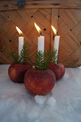 Hej!! Äntligen har jag fått lite Jul i uterummet!!! Vi har tänt 4:e ljuset & fikat här ute idag;o) Mys Pys!!! Snön har letat sig in & mängd...
