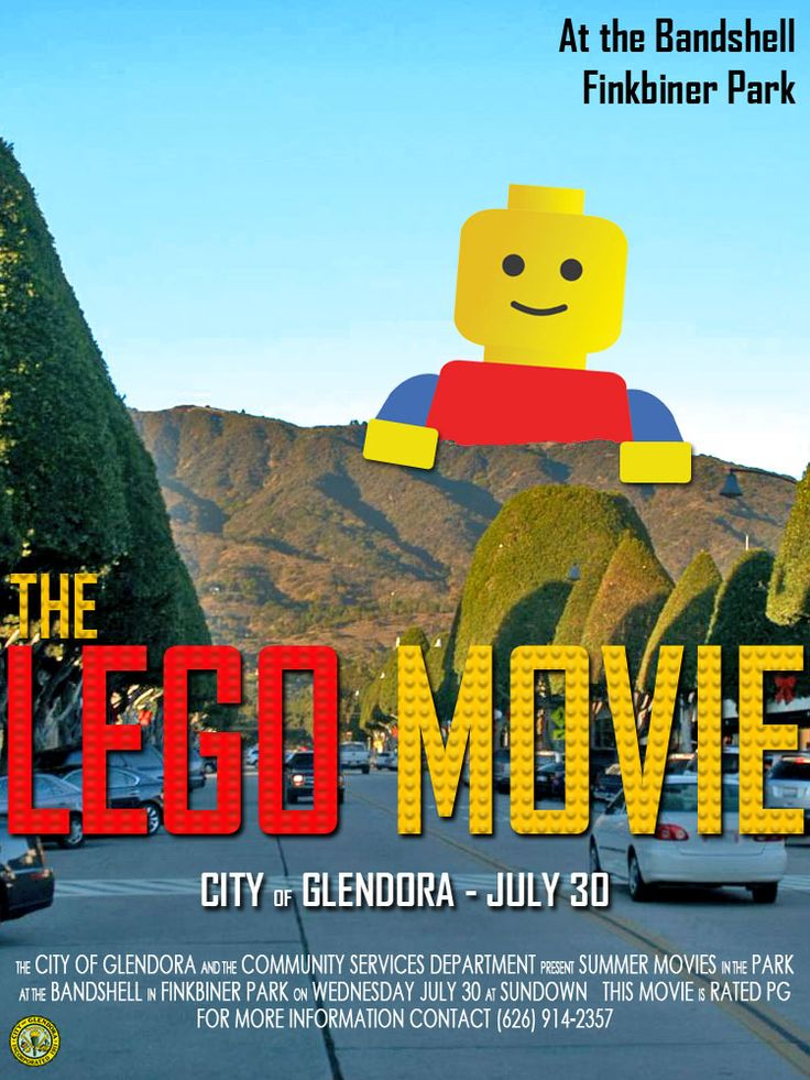 2014 Summer Movie in the Park | The Lego Movie