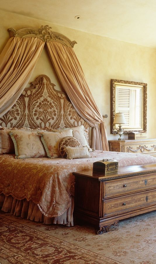 17 best ideas about mocha bedroom on pinterest brown for Tuscany bedroom designs