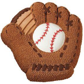 Baseball Mitt bolo