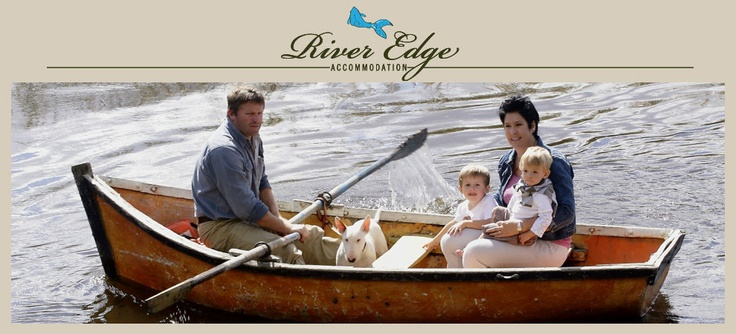 River Edge Accommodation -  you are surrounded by mountains that turn pink at sunset, vineyards stretching to the horizon, fynbos alive with small wildlife, and the Breede River on your doorstep - and yet you are only an hour away from Cape Town.