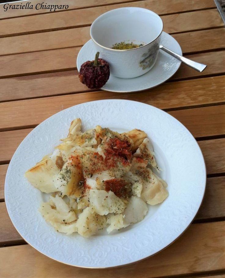 Stocco+di+Mammola+al+cartoccio+ +Ricetta+facile+e+leggera