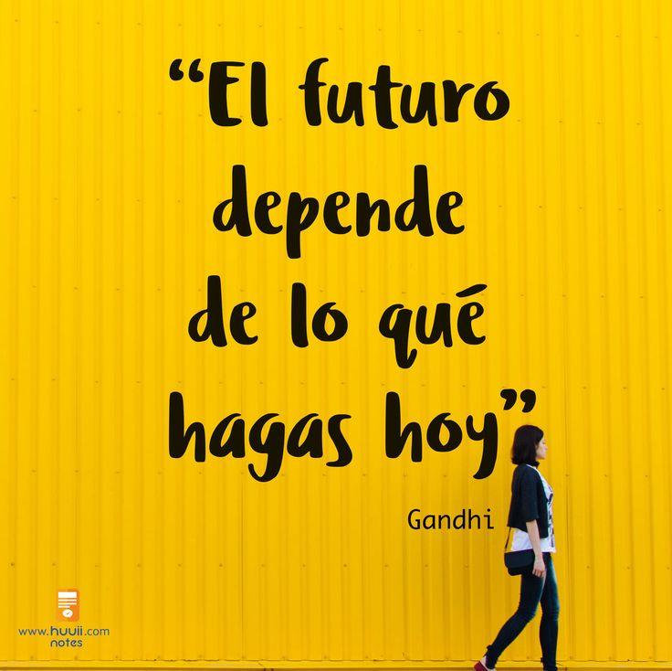 El Futuro #huuii #frases #motivacion