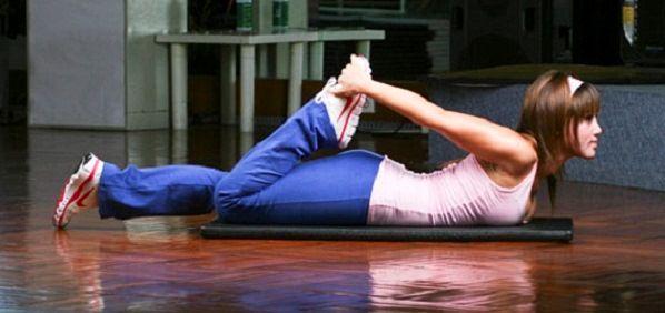 Latihan Fleksibilitas