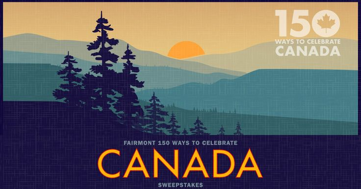Since 1885 Fairmont has proudly hosted guests in the True North, and to celebrate Canada 150, we're giving away a chance to WIN a vacation with Fairmont at our Queen Elizabeth hotel & a one-night stay at a Fairmont Canada location of your choice INSTANTLY. #Sweepstakes Enter now: http://bit.ly/2mtBUh8 ...Ends 05/31/2017'