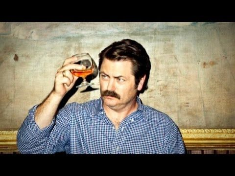 ▶ A Five-Minute Lesson in Manhood With Nick Offerman - YouTube