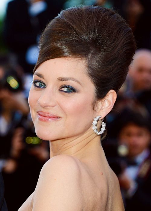 Marion Cotillard attends the 'Blood Ties' Premiere during the 66th Annual Cannes Film Festival on May 20, 2013