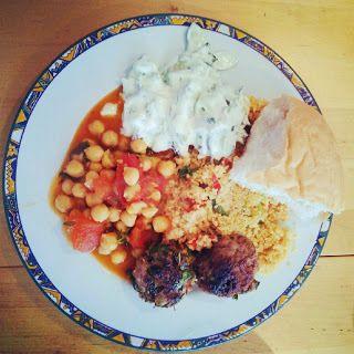 Noord Afrikaanse keuken