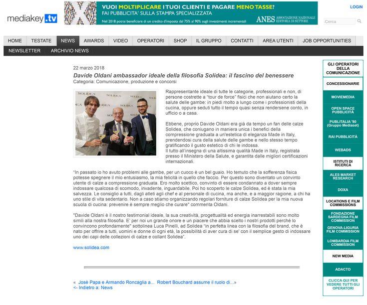 MediaKey, 22.03.18. #press #rassegnastampa