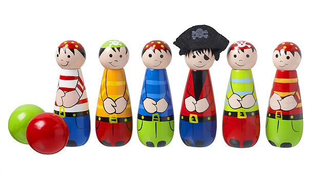 Wood and Wonder - funky wooden toys for tots