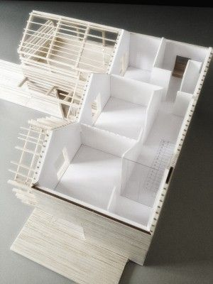 Maison Durable en Bois à Verrières le Buisson   by Djuric Tardio Architectes