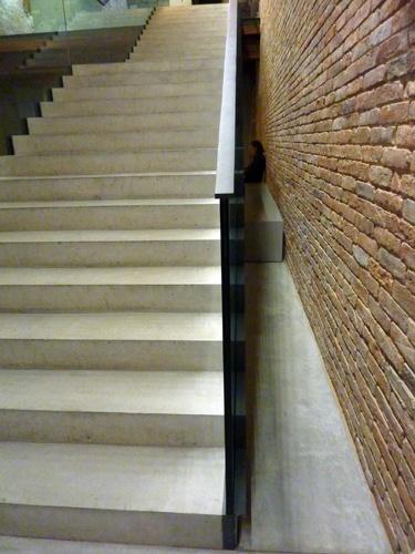 Podio punta della dogana un museo por tadao ando tadao for Tadao ando venezia