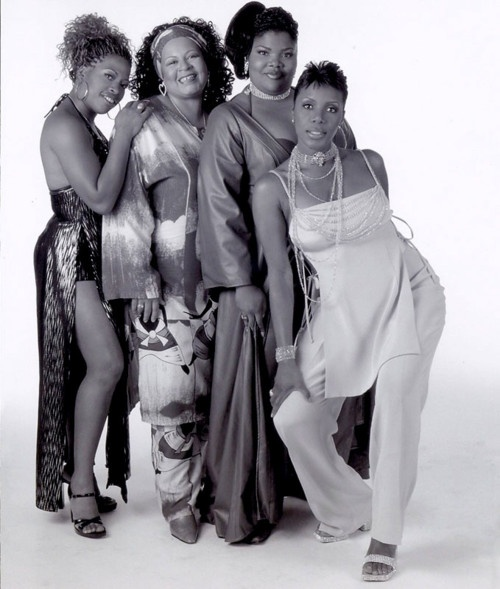 Adele Givens, Miss Laura, Mo'Nique, & Sommore