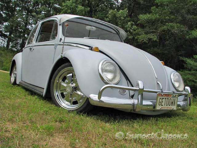 Custom 1966 Lowrider VW Beetle
