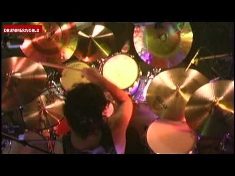 Carmine Appice: EVIL - The Big Drum Solo