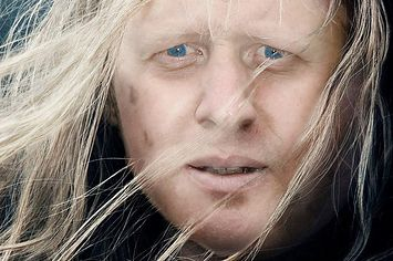 11 Film Posters Made Better By Boris Johnson  | Pinned by http://www.thismademelaugh.com