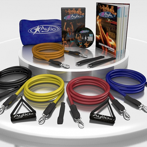 Aylio resistance bands transform your home into a gym for $39Resistance Band