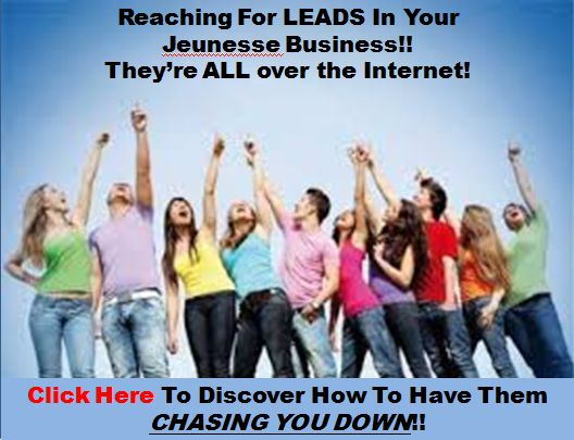 Want to start pulling leads off the internet for your Jeunesse Business in 2015. Click Here and discover how to start generating leads for your business now! http://isignmychecks.com #Jeunessereview #Jeunesseleads #Jeunesseconsultants