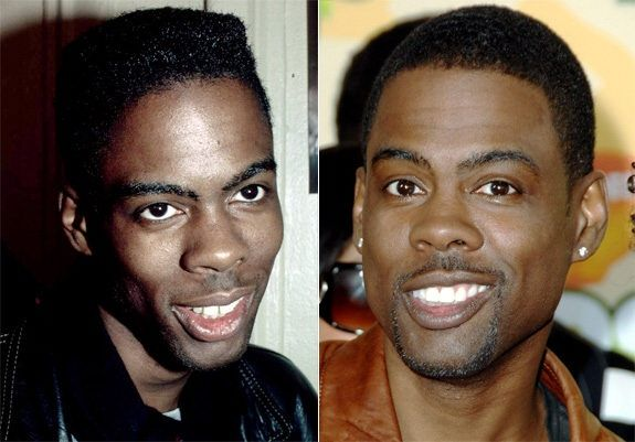 Chris Rock Funny And Funnier More Sure Of Himself