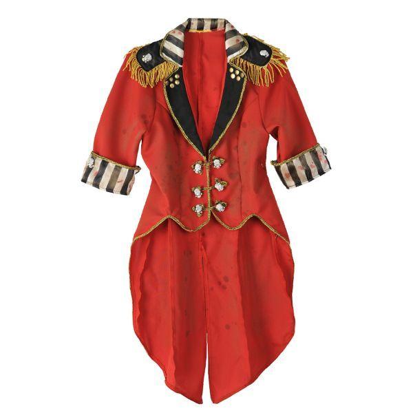 Womens ringmaster jacket