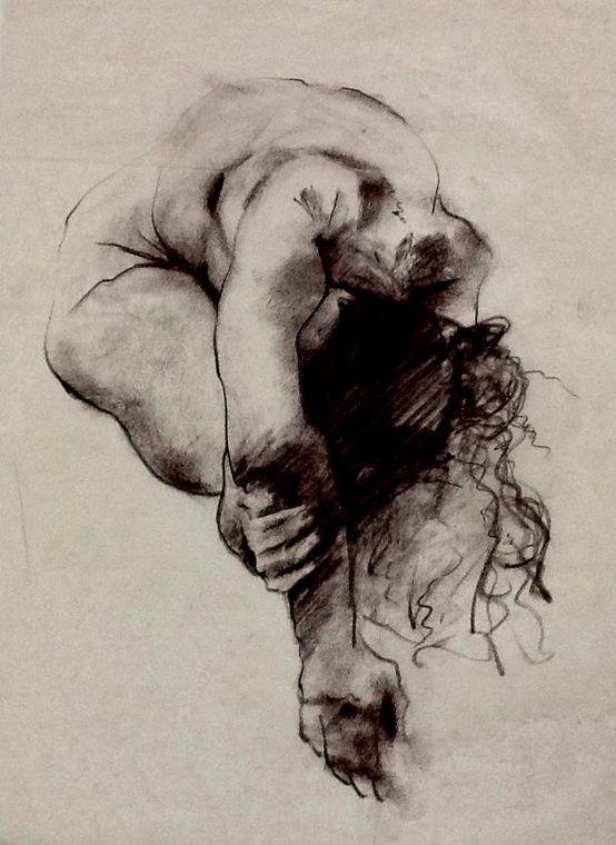 Drawing by Ricardo Woo | Via preciousandfregilethings