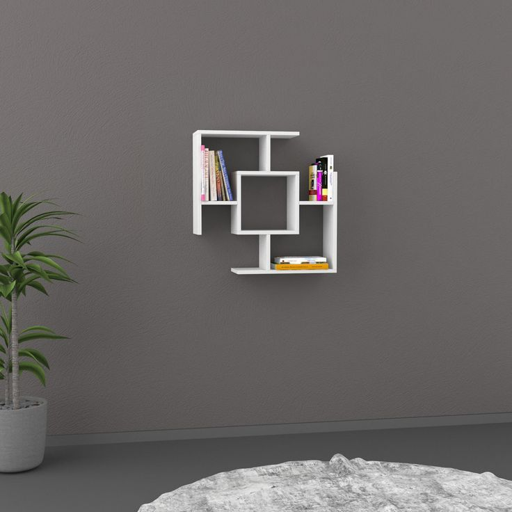 Parantez Wall Shelf