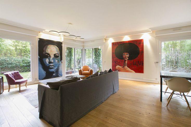 Location appartement meublé Rue Buffon, Paris | Ref 14534