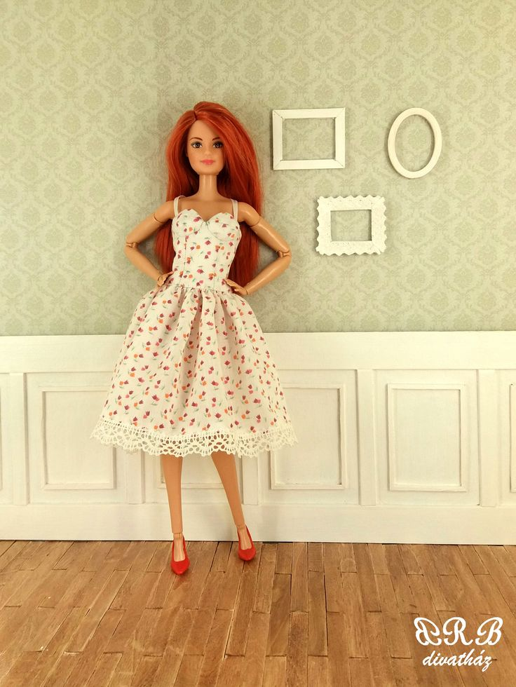 Handmade Clothes For Barbie Doll
