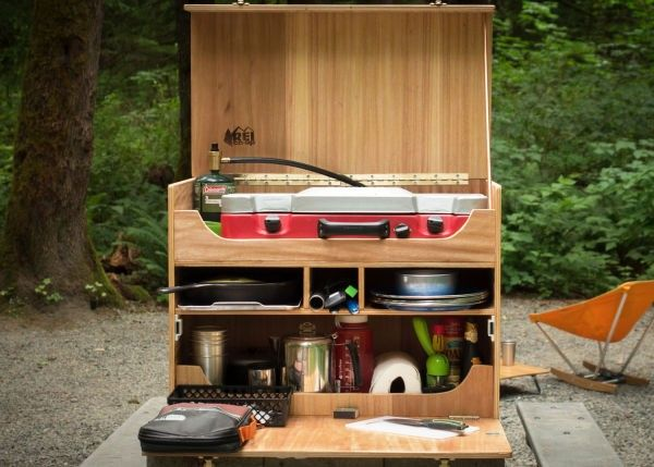 17 best images about camp kitchen grub box kitchen box chuck how to build your own camp kitchen chuck box