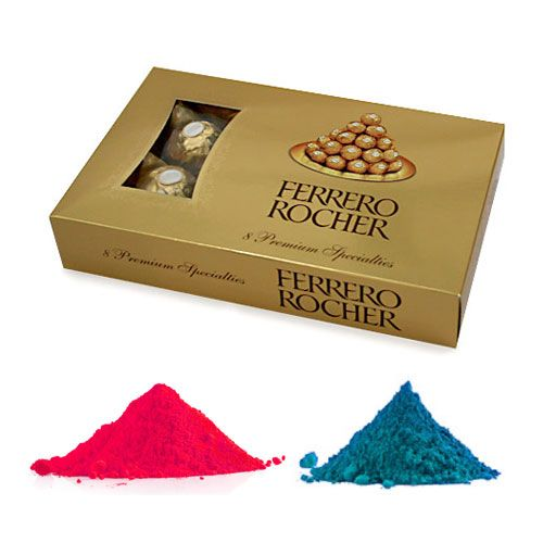 Holi festival celebrate with the joy of coler and send special gifts. If you want to send holi gifts in India then carefully choose the perfect Holi gifts from Ferns N Petals. Here' s you can select and send special holi festival gifts in India.