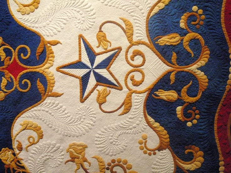 17 Best Images About Quilts By Theme Texas On Pinterest