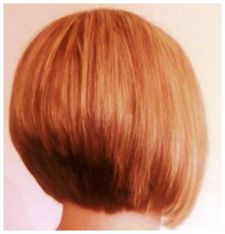 Back View Of Short Hairstyles Hair Dos Pinterest