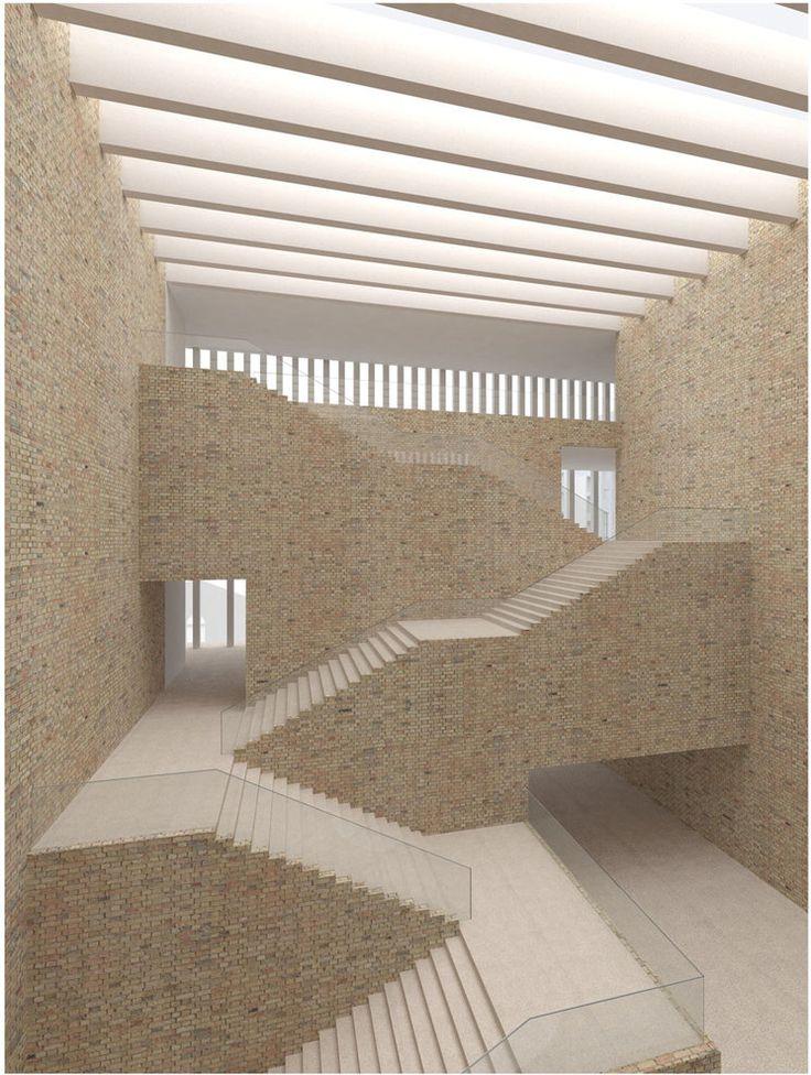 New cultural center in Venice-Mestre. David Chipperfield