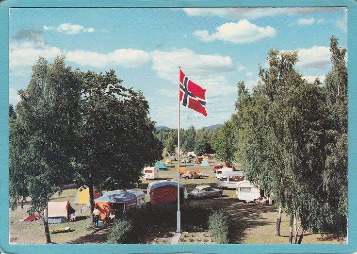 Oslo. Bogstad Camping 1971 Grako