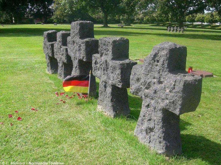 German Military Cemetry, La Cambe