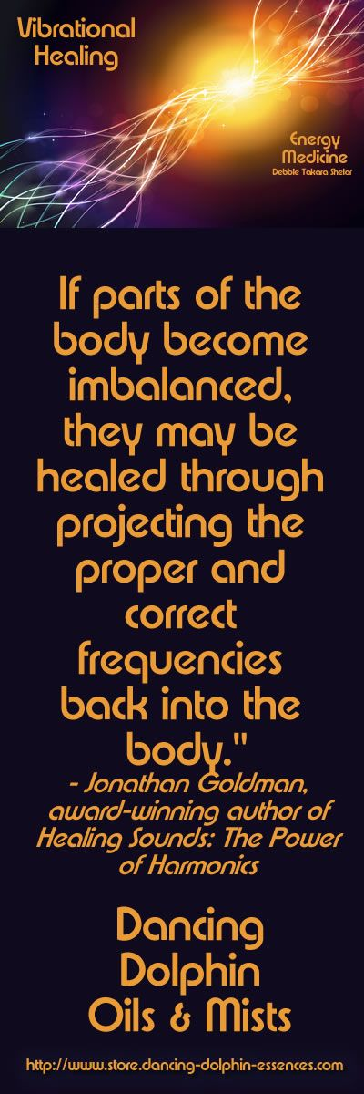 What is Vibrational Healing? - a Here's to Your Magnificence energy healing article by Takara