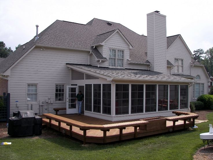 17 Best Images About Sunrooms Screen Porches Decks