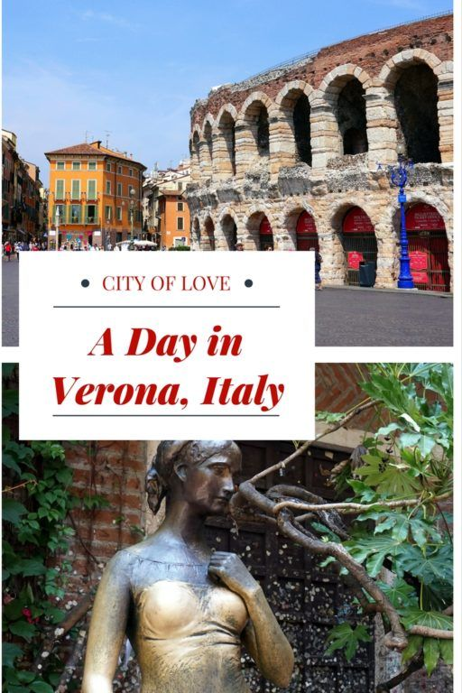 Guide and tips for visiting and spending a day in Verona, Italy with kids; #Verona