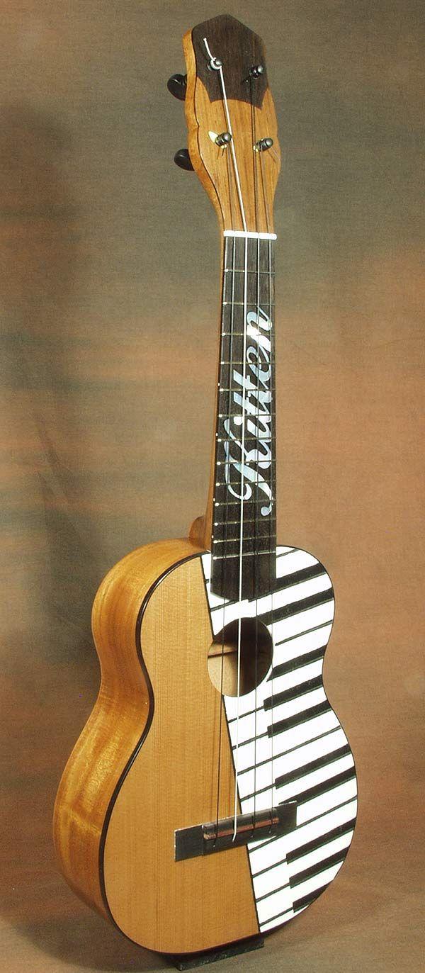284 Best Ukulele Images On Pinterest Painted Guitars Guitar Art Uke String Diagram Related Keywords Suggestions Pohaku Ukuleles Gallery