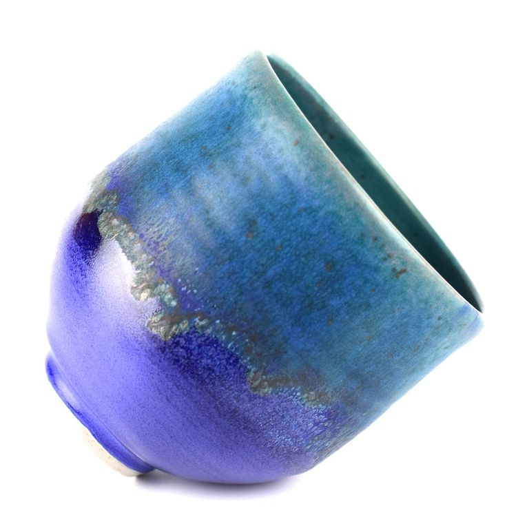 Image of OMG! Cobalt and Turquoise Vase