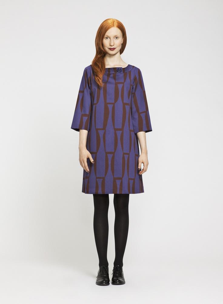 Sirppi, Paasi, Rombi, Sälpä - Marimekko clothes fall 2012