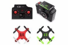 IUModel DHD D2 3D Rollover RTF  Mini Drone with 2MP HD Camera - Drone with camera