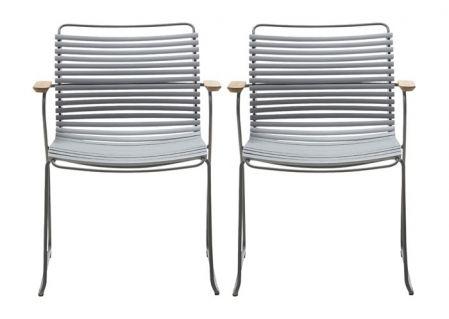 ILVA - Havemøbler - Havestole - Click