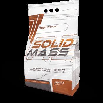 SOLID MASS: Extremalna formuła węglowodanowo-białkowa   Wspomaga przyrost masymięśniowej Wartościowe źródło energii i protein Solidne uzupełnienie sportowej diety