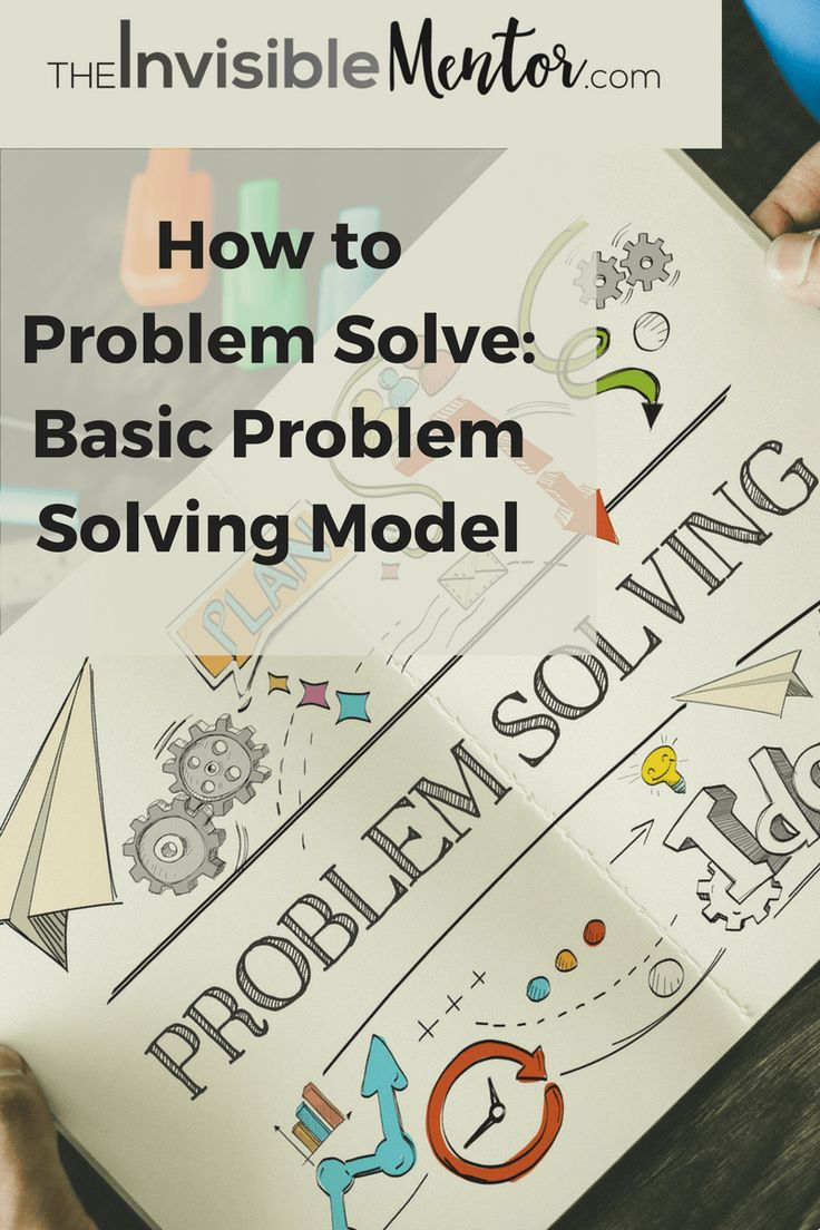 If you are looking for a basic problem solving model, you will find one in this article. It is worth mentioning that problem solving is the top skill business professionals need to thrive by 2020. Visit my website to read, How to Problem Solve: Basic Problem Solving Model.