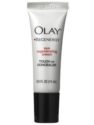 Olay Regenerist Eye Regenerating Cream Touch of Concealer Review: Skin Care: allure.com