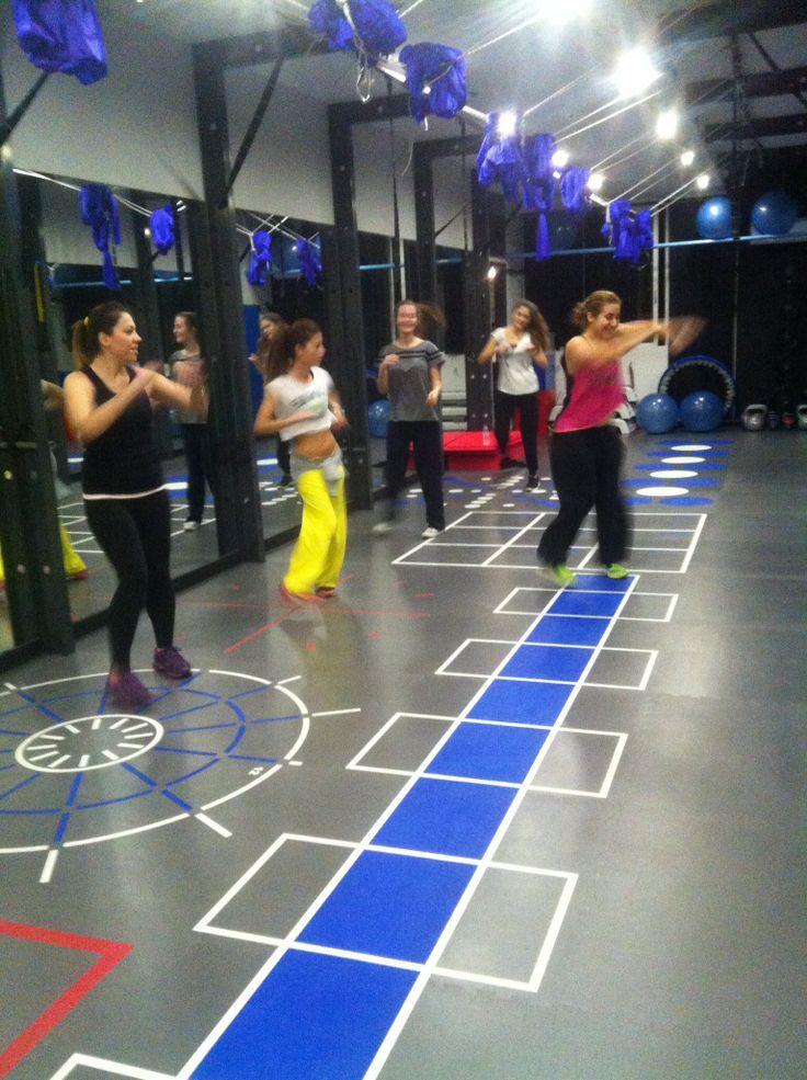 zumba at Gym Tonic Express