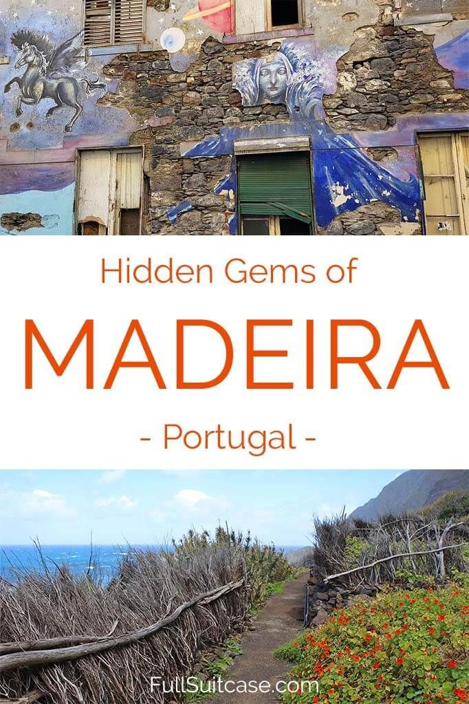 8 Hidden Gems Of Madeira That Most Tourists Never See Europe