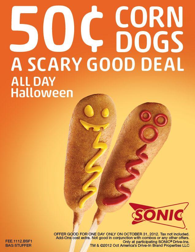 Corn dog coupons 2018