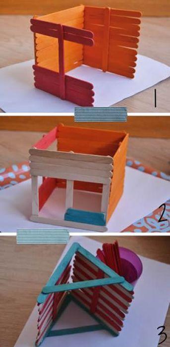 Сказочный домик из палочек от мороженого (6) (343x700, 208Kb)